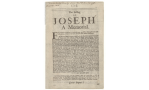 the arguments against slavery in the selling of joseph a memorial a book by samuel sewell Against slavery in 1770, sewall entered a pamphlet debate with john saffin on the topic of slavery, in which he came out as being solidly against negro slavery this debate produced first anti-slavery tract in new england, the selling of joseph.